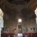 Vnitřek kostelíku sv. Máří Magdalény má připomínat jeskyni