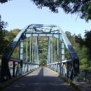 Most přes Berounku ve Skryjích