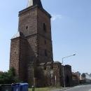 Opouštím Rakovník kolem další středověké brány