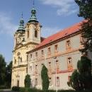 Augustiánský klášter v Dolním Ročově
