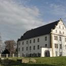 Dnešní podoba šluknovského zámku