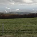 Pohledy pod Krušné hory - elektrárny Prunéřov
