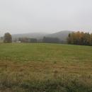 Směrem na jihovýchod od Kraslic jsem nikdy nebyla. Krajinka je tu ale pěkná.