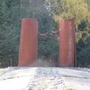 Památník obětem železné opony u Svatého Kříže