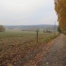 A i poslední den projíždíme ponurou podzimní krajinou Českého lesa