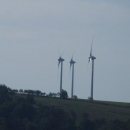 Větrné elektrárny na Bouřňáku