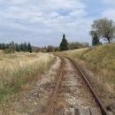 Přejíždím moldavskou železnici