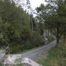 Bývalý most moldavské železnice