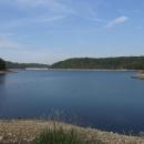 Kolem přehrady Gottleuba