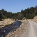 Podél potoka Schwarze Pockau
