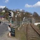 V Olbernhau opouštíme Německo – končí tu i železnice