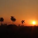 Kubánské ráno u Havany