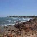 První pokus o návštěvu karibské pláže nevyšel