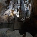 V jeskyni Cueva del Indio