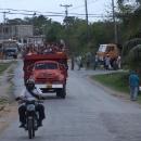Kubánská přeprava osob
