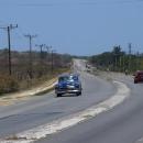 Cestou zpět směr Havana