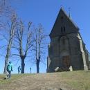 Kaple Nanebevzetí Panny Marie v Lanšperku