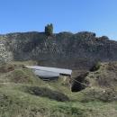 Celý zbytek hradu