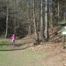 Hned na kraji Ústí, těsně za vlakovým přejezdem, začíná nám doposud utajené Údolí Sejfů