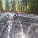 Nástrahy jarních cyklotras :-(