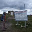 Okolo vrcholu Kralického Sněžníku je to napůl u nás, napůl v Polsku