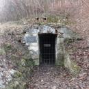 Sklep bývalého srubu, kde se J. A. Komenský nějaký čas ukrýval