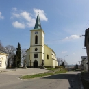 Kostelík v Horním Jelení