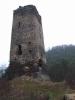 Hradní věž na Libštejně