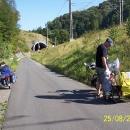 Zastávka na cyklostezce - hledáme keš