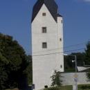 Černá věž v Drahanovicích je jako namalovaná