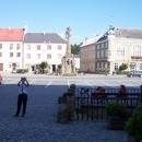 Ještě jeden pohled na náměstí v Litovli a honem někam do přírody hledat nocleh