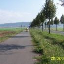 Cyklostezka Olomouc - Svatý Kopeček