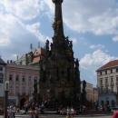 Máme asi hodinu do odjezdu vlaku, tak provádíme rychloprohlídku Olomouce