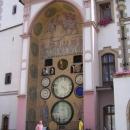 Mozaika místního orloje