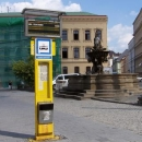 Elektronické jízdní řády. Olomouc je moderní město