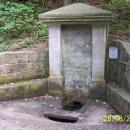 Edvardův pramen u Lanškrounských rybníků