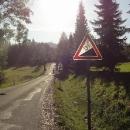 Necháváme si jej ale na jindy, nyní nás čeká výšlap na Hochwald, neboli Hvozd (749 m)