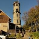 Rozhledna na Hochwaldu je německá