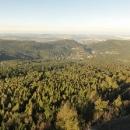Výhled do Německa. Před 2 lety jsme tamtudy pádili směr Baltské moře po cyklostezce Odra-Nisa