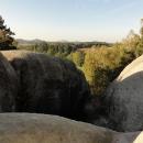 Výhledy ze Sloních skal
