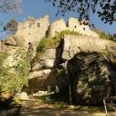 Pod hradem  Oybin
