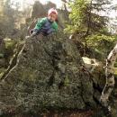 Víťa zdolal Dánské kameny