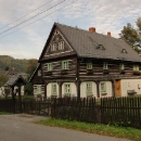 Domečky v Kryštofově údolí