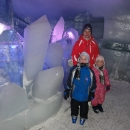 My uvnitř ledovce