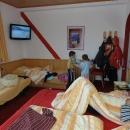 a zahřát se v teplé posteli a na lyžování (olympiáda) koukat jen v televizi :-)