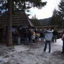 Druhý den po lyžovačce se jdeme podívat do Muzea oravské dědiny