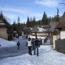 Jak na vesnici, kterou oživují sami návštěvníci