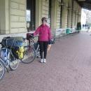 Ve čtyři hodiny vystupujeme asi 120 kilometrů za Budapeští, v městečku Füzesabony.