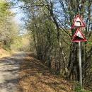 Čtyři kilometry do kopce