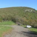 Sedýlko v pohoří Börzsöny